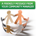 Message from your Community Manager at Croydon ICT