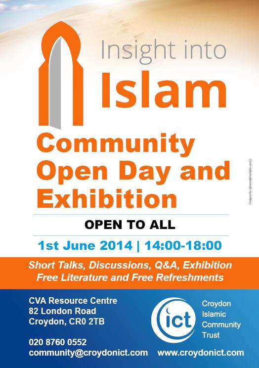 Insight Into Islam by Croydon ICT