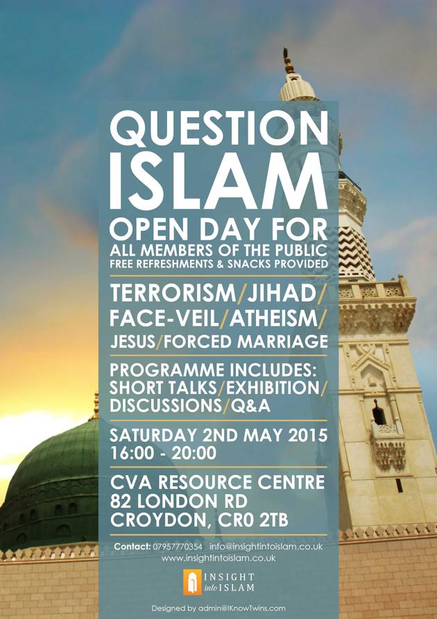 Insight Into Islam Croydon