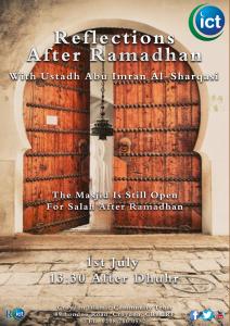 Reflections-afyter-Rmadhan