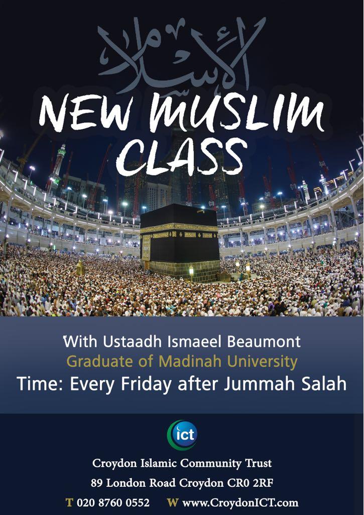 New Muslim Class 2